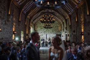 The Distance Wedding Band